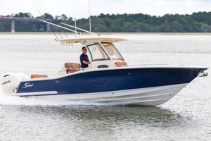 New Scout 277 LXF Sports Fishing Boat For Sale