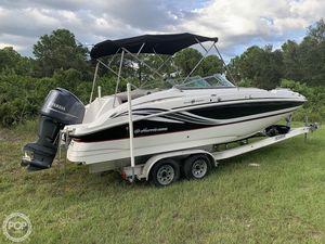 Used Hurricane SunDeck 2400 Deck Boat For Sale