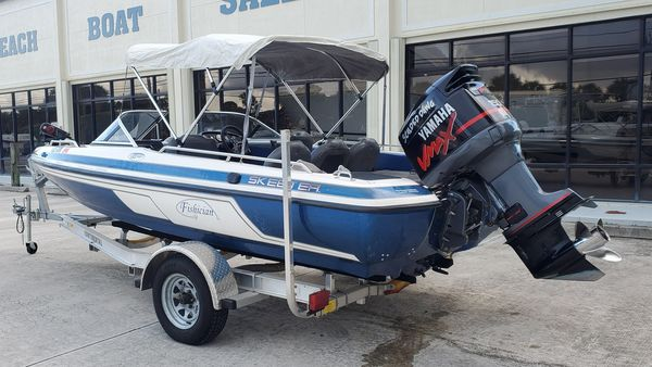 Used Skeeter 190 Sl Bass Boat For Sale