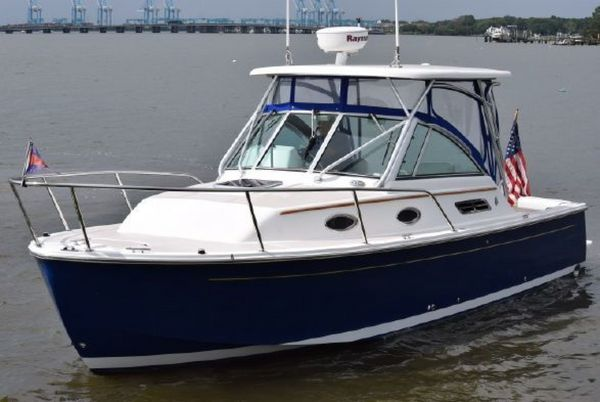 Used Back Cove 26 Express Cruiser Boat For Sale