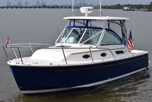 Used Back Cove 26 Downeast Fishing Boat For Sale