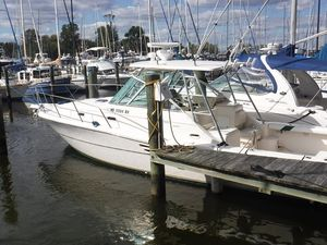 Used Pursuit 300 Sports Fishing Boat For Sale