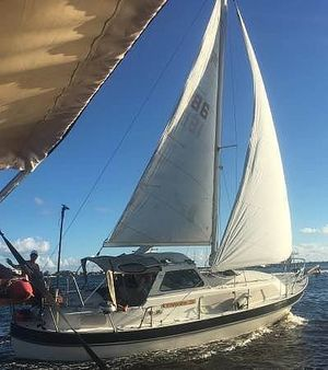 Used Homebuilt Finnsailer 29 Motorsailer Sailboat For Sale