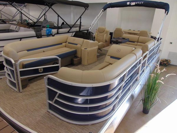 New Godfrey SW 2286 F Pontoon Boat For Sale