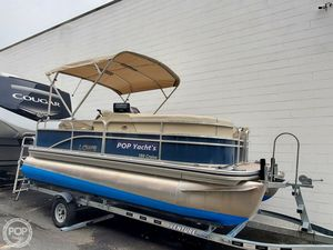 Used Lowe Ultra 180 Cruise Pontoon Boat For Sale