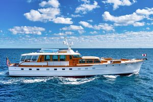 Used Trumpy Classic Motor Yacht For Sale