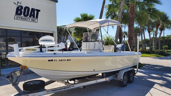 Used Sailfish 2100 Bay Boat Saltwater Fishing Boat For Sale