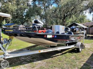 Used Triton 18TX Bass Boat For Sale