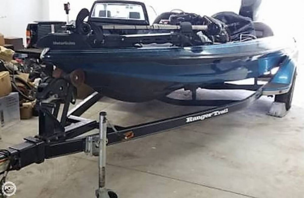 Used Ranger Boats Comanche 518V Bass Boat For Sale