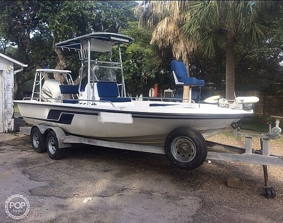 Used Skeeter Bay Pro 21 Center Console Fishing Boat For Sale