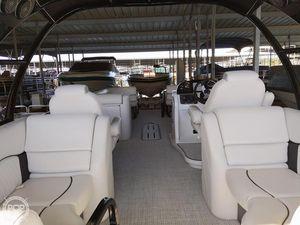 Used Avalon Windjammer 2785 Quad Lounger Pontoon Boat For Sale