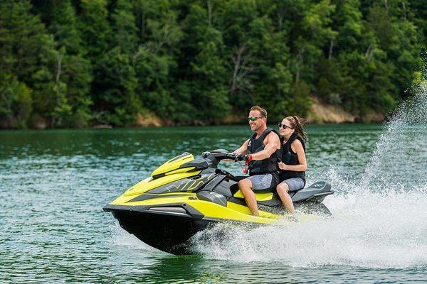 New Yamaha Waverunner VX Cruiser HO Personal Watercraft Boat For Sale