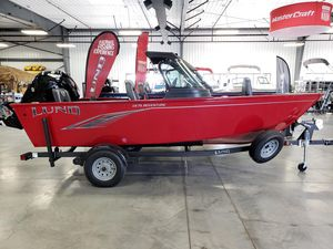 New Lund 1675 Adventure Sport Freshwater Fishing Boat For Sale
