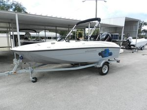 New Bayliner Element 16 Deck Boat For Sale