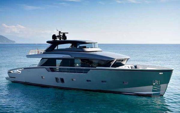 Used Sanlorenzo SX88 Motor Yacht For Sale