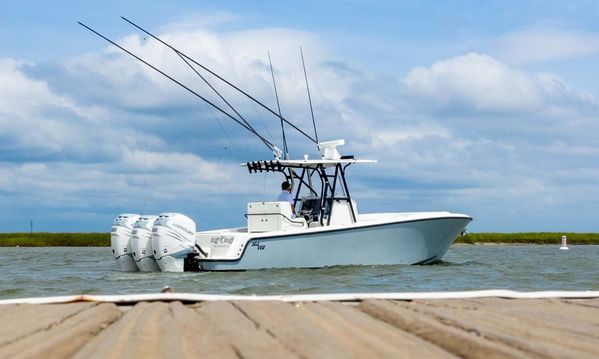 Used Seavee 340 B Center Console Center Console Fishing Boat For Sale