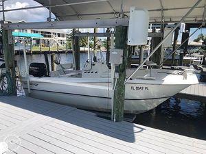 Used Carolina Cat 18CC Power Catamaran Boat For Sale
