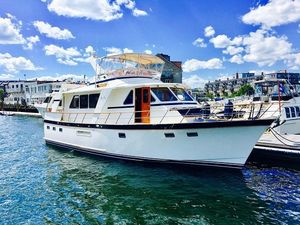 "Used Defever ""53"" POC Motor Yacht For Sale"