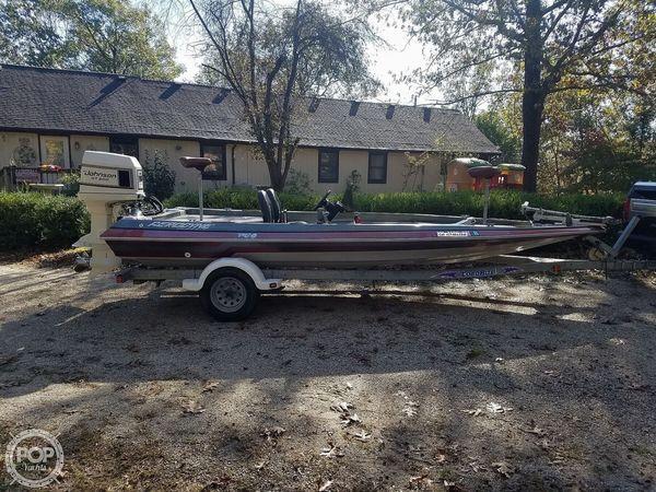 Used Cajun Grande Bateau 20 Bass Boat For Sale