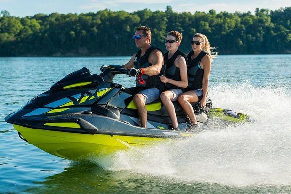 New Yamaha Waverunner VX Limited Ho Personal Watercraft Boat For Sale