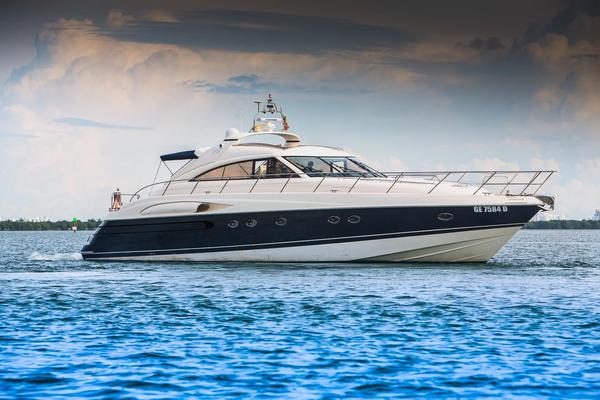 Used Princess Viking V65 Express Cruiser Boat For Sale