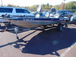 Used Tracker Pro Team 175 TF Freshwater Fishing Boat For Sale
