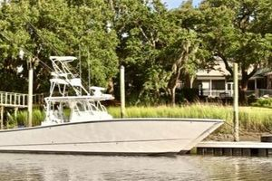 Used Freeman 42 Power Catamaran Boat For Sale