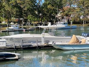 Used Jupiter 38 Cuddy Center Console Fishing Boat For Sale