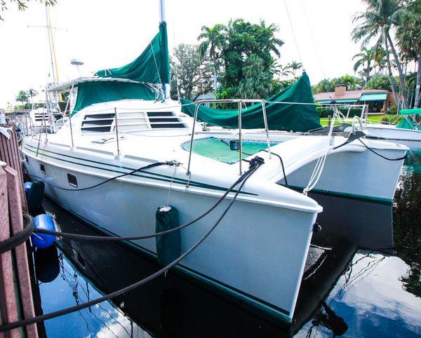 Used Manta MKII Catamaran Sailboat For Sale
