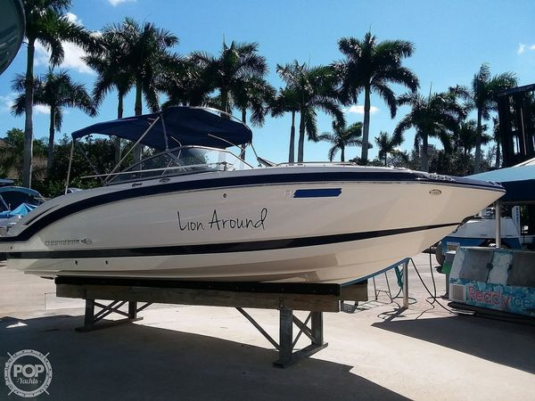 Used Chaparral 250 Suncoast DELUXE Deck Boat For Sale