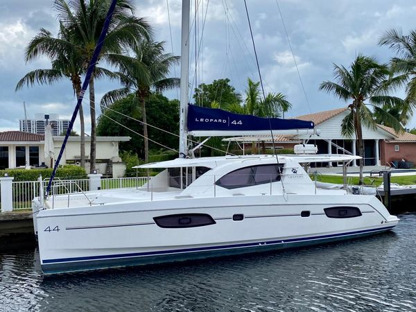 Used Leopard 44 Multi-Hull Sailboat For Sale