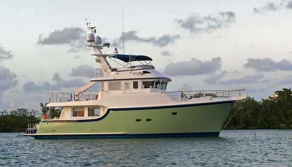 Used Nordhavn Trawler Boat For Sale