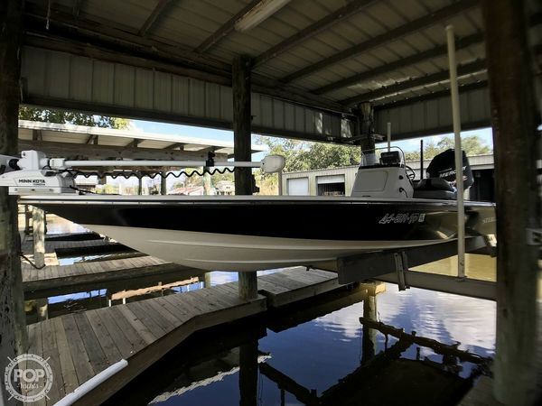Used Sterling 220XS Flats Fishing Boat For Sale