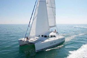Used Lagoon 380 S2 Owners Version Catamaran Sailboat For Sale
