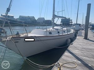 Used Gulfstar G50 Sloop Sailboat For Sale