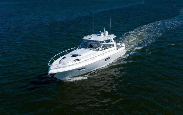 Used Intrepid 475 Sportyacht Center Console Fishing Boat For Sale