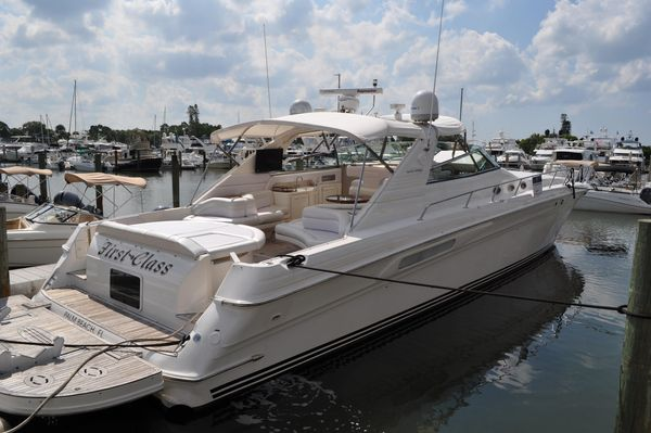 Used Sea Ray 630 Super Sun Sport Motor Yacht For Sale