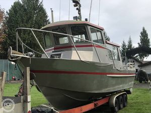 Used Workboats Northwest 29 Pilothouse Boat For Sale