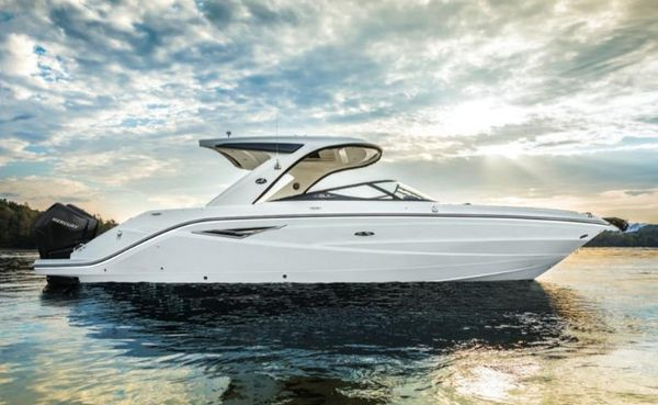 New Sea Ray SLX 310 OB Bowrider Boat For Sale