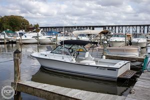 Used Rampage 24 Express Walkaround Fishing Boat For Sale