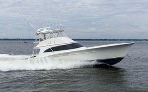 Used Winter Custom Yachts Custom Carolina Sports Fishing Boat For Sale