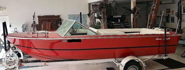 Used Correct Craft 19' Marauder Antique and Classic Boat For Sale