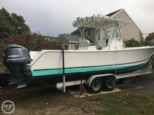 Used Regulator Marine 32 Center Console Fishing Boat For Sale