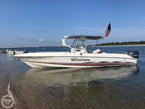 Used Scarab 32 Center Console Fishing Boat For Sale