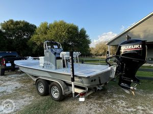 Used Shoalwater 21 cat Center Console Fishing Boat For Sale