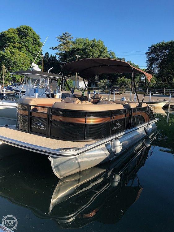 Used Bennington G23 Pontoon Boat For Sale