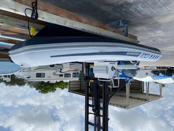 Used Novurania 16 Tender Boat For Sale