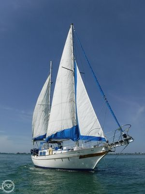 Used Ta Chiao CT 41 Ketch Sailboat For Sale