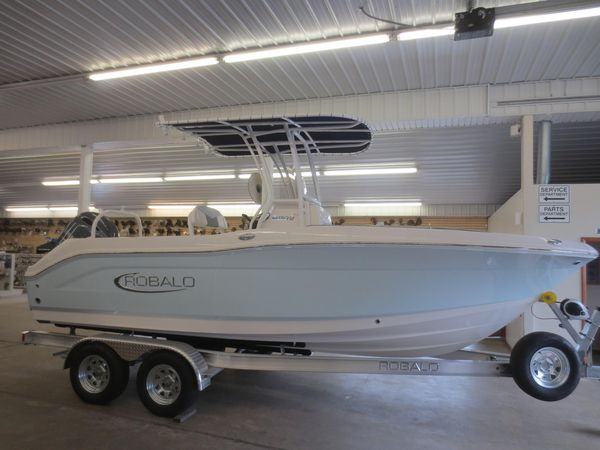 New Robalo R202 EX Center Console Fishing Boat For Sale