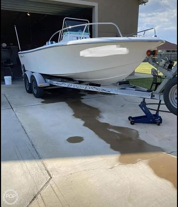 Used Chris-Craft 190 Seahawk Center Console Fishing Boat For Sale